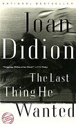 The Last Thing he Wanted (libro en Inglés) - Joan Didion - Vintage
