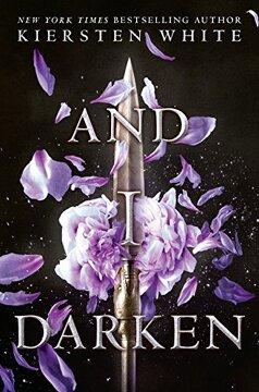 portada And i Darken (libro en Inglés)