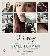 If i Stay (libro en Inglés) (Audiolibro)
