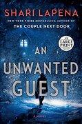 An Unwanted Guest (libro en Inglés) - Shari Lapena - Random House Large Print