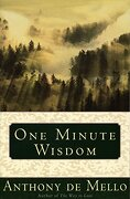 One Minute Wisdom (libro en Inglés) - Anthony De Mello - Image