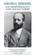 Georg Simmel on Individuality and Social Forms (Heritage of Sociology Series) (libro en Inglés) - Georg Simmel - University Of Chicago Press
