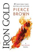 Iron Gold: A red Rising Novel (Red Rising Series) (libro en Inglés) - Pierce Brown - Del Rey