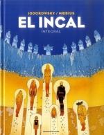 portada El Incal (Integral) - Alejandro Jodorowsky, Moebius - Reservoir Books