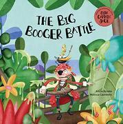 The big Booger Battle (Little Captain Jack) (libro en Inglés)