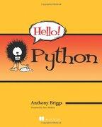 Hello! Python (libro en Inglés) - Anthony Briggs - Manning Publications