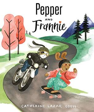 portada Pepper and Frannie (libro en Inglés)