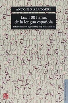 portada Los 1001 Años de la Lengua Española