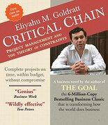 Critical Chain: Project Management and the Theory of Constraints (libro en Inglés) (Audiolibro) - Eliyahu M. Goldratt - Highbridge Audio