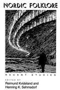 Nordic Folklore: Recent Studies (libro en Inglés) - kvideland, reimund - Indiana University Press