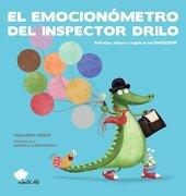 El Emocionómetro del Inspector Drilo (Versión Latina) - Susanna Isern - Nubeocho