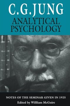 portada Analytical Psychology (libro en Inglés)