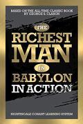 The Richest man in Babylon in Action (libro en Inglés)