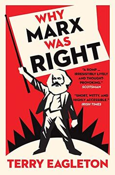 portada Why Marx was Right (libro en Inglés)