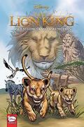 Disney the Lion King: Wild Schemes and Catastrophes (Graphic Novel) (libro en Inglés)