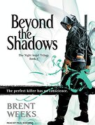 Beyond the Shadows (Night Angel) (libro en Inglés) (Audiolibro) - Brent Weeks - Tantor Audio