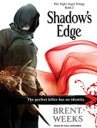 Shadow's Edge (Night Angel) (libro en Inglés) (Audiolibro) - Brent Weeks - Tantor Audio