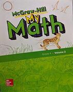 Mcgraw-Hill my Math, Grade 4, Student Edition, Volume 2, 9780079057648, 0079057640