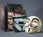 V for Vendetta Deluxe Collector Set, Book and Mask set (libro en Inglés) - Alan Moore - Vertigo
