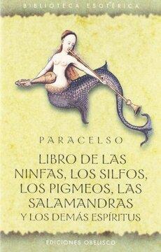 portada Libro de las Ninfas, los Silfos, los Pigmeos, las Salamandras y los Demás Espíritus