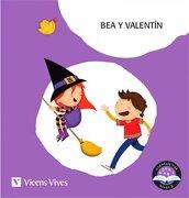 Bea y Valentin (Palo) Cuentaletras