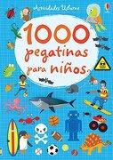 1000 Pegatinas Para Niños - Fiona Watt - Usborne