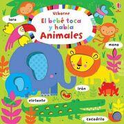 Animales Toca y Habla - Usborne - Usborne