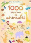 1000 Pegatinas de Animales - Watt, Fiona,Baggott, Stella - Usborne