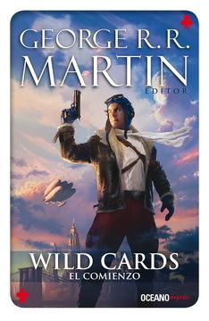 portada Wild Cards 1. El Comienzo