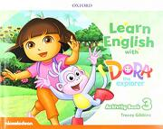 Learn English With Dora the Explorer 2. Activity Book (Learn With Dora the Explorer) (libro en Inglés)