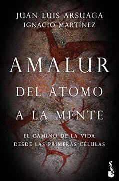 portada Amalur: Del Átomo a la Mente (Booket Ciencia)