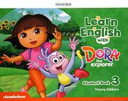 Learn English With Dora the Explorer: Level 3: Student Book (libro en Inglés) - Tracey Gibbins - Oup Oxford