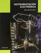 Instrumentación Electrónica - Miguel Ángel Pérez García - Paraninfo