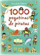 1000 Pegatinas de Piratas - Usborne - Usborne