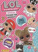 Sticker fun Booklet lol Surprise