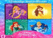 Princesas Historias Maravillosas (Estuche con Manija de Plastico)
