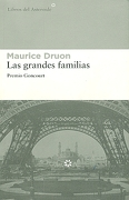 Las Grandes Familias - Maurice Druon - Libros del Asteroide
