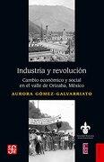 Industria y Revolución. Cambio Económico y Social en el Valle de Orizaba, México - Aurora GÓMez-Galvarriato - Fondo De Cultura Económica