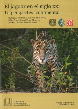 portada El Jaguar en el Siglo Xxi. La Perspectiva Continental