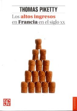 portada Los Altos Ingresos en Francia en el Siglo xx