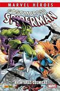 Asombroso Spiderman el Superheroe Cosmico no Mutante