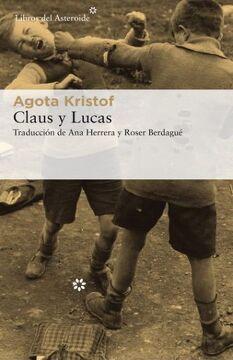 portada Claus y Lucas