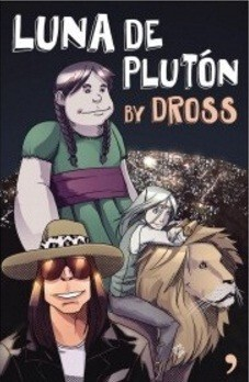 portada Luna de Plutón
