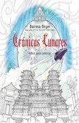 Cronicas Lunares Libro Para Colorear - Marissa Meyer - V Y R