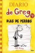 Diario de Greg 4: Dias de Perros Rust - Jeff Kinney - Rba