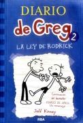 Diario de Greg 2: La ley de Rodrick Rust - Jeff Kinney - Rba