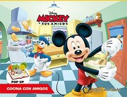Cocina con Amigos - Disney - El Gato De Hojalata