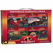 Historias Maravillosas los Increibles 2 Disnep Pixar