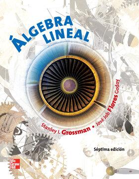 portada Álgebra Lineal