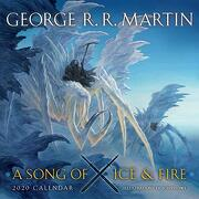 A Song of ice and Fire 2020 Calendar: Illustrations by John Howe (libro en Inglés)